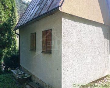 Príjemná chata na predaj v oblasti Buková pri Trnave