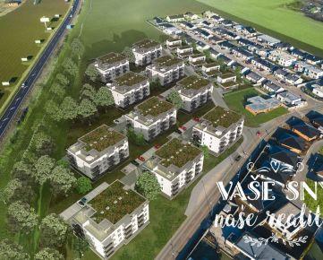 OS Hanzlíkovská, Bytový dom č.7, 4-izbový byt č. 20 v štandardnom prevedení za 204.000 €