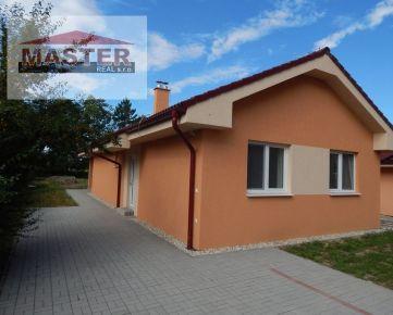 Na predaj novostavba  3-izbového  rodinného domu 596 m2, v obci Zemianske Kostoľany, okres Prievidza
