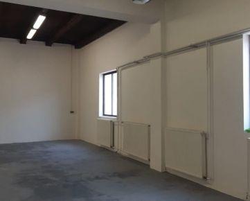 Žilina širšie centrum Dolné Rudiny na prenájom skladovacie priestory - ihneď k dispozícii