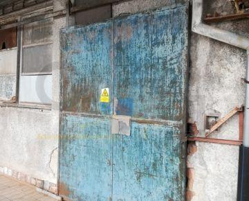 Prenájom skladový/ výrobný priestor Nitra