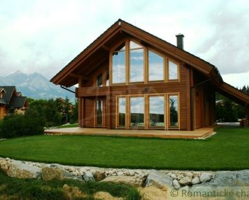 Luxusná chata v Tatragolf Mountain Resort, Veľká Lomnica