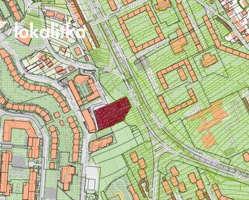 Lukratívny investičný pozemok Karlová Ves  - v centrálnej zóne     ID704