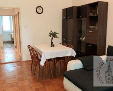 2 izbový tehlový byt Tolstého, Košice - Sever (94/21)