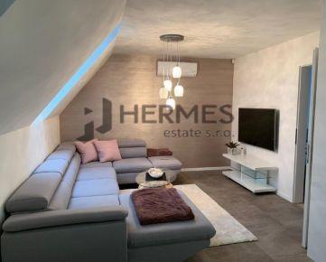 Luxusný 4-izbový mezonetový byt pri hradbách – Na prenájom!
