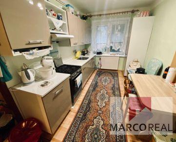 REZERVOVANÝ!!! Veľký 2-izbový byt na Slovanskej ulici v Trnave, 59 m2, balkón, čiastočná rekonštrukcia