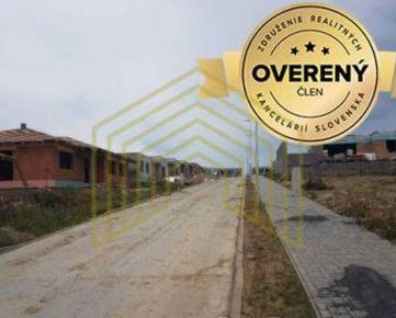 RK FOITT ponúka Stavebný pozemok o výmere 656 m2,  Obec Zvončín