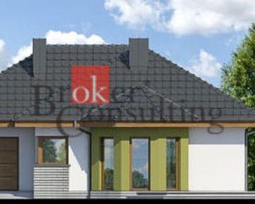 4 izbový rodinný dom Nitra - Chrenová na predaj, novostavba