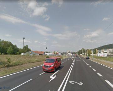 Ackerman & Wolff - ponúka na predaj pozemok pre Showroom v časti Bratislava - Lamač o výmere 4000m2
