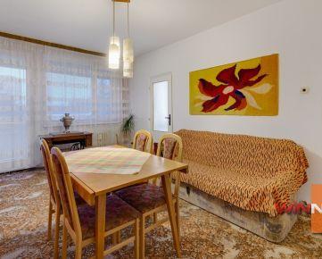 Exkluzívne na predaj 4i byt, 77,49 m2, loggia, pekný výhľad, Karlova Ves