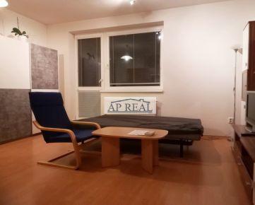 1 izbový byt v novostavbe zariadený, s parkovacím miestom, Bratislava - Karlova Ves.