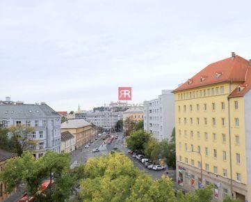 HERRYS - Na prenájom útulný a štýlový byt pri Americkom námestí s krásnym výhľadom na Bratislavský hrad