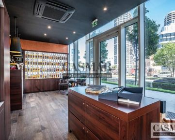 CASMAR RK - výnimočný Cigar lounge bar v Panorama city na odstúpenie