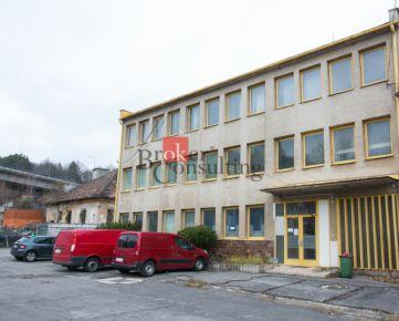 Administratívno-skladová budova Banská Bystrica na predaj, centrum