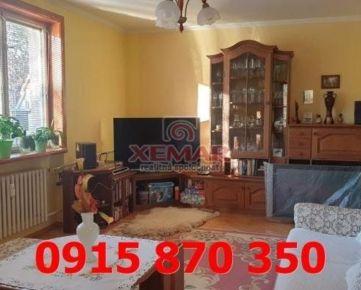 Na predaj  3 izb. tehlový byt v centre mesta Banská Bystrica