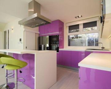 5-izbový mezonetový byt  na Kĺzavej ulici na Kramároch