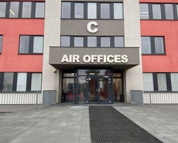 PRENÁJOM kancelárií pri nákupných obchodných centrách AVION, KORZO, IKEA a letisku v lokalite Bratislava - Ružinov