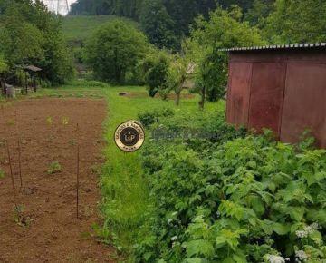 Záhradný pozemok Myslava-MAŠA, 1300m2