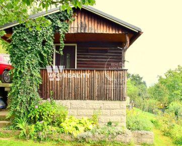 Chatka - Dubeň s parkovaním /390 m2/