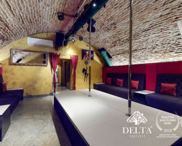 DELTA | Prenájom komerčný priestor, Baštová, Bratislava - Staré Mesto, 280 m2
