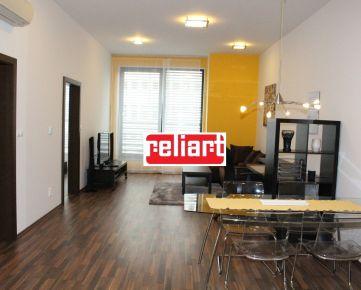 RELIART»5Star Residence: Exkluzívny 2i byt s parkingom/eng.text inside
