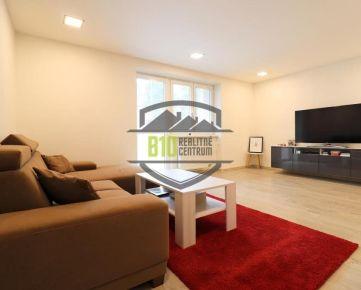 KRÁSNY 2 izb. byt 66m2 + veľký balkón v TOP lokalite v TN - Inovecká