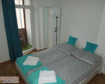 Prenájom apartmánu v centre BA s loggiou – aj krátkodobo v Starom meste