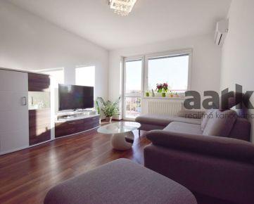 AARK: 2-izbový byt s parkovacím státím v novostavbe, Odbojárska