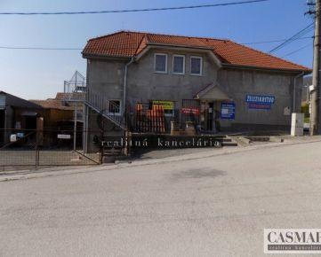 RK CASMAR ponúka na predaj RD v Horných Orešanoch