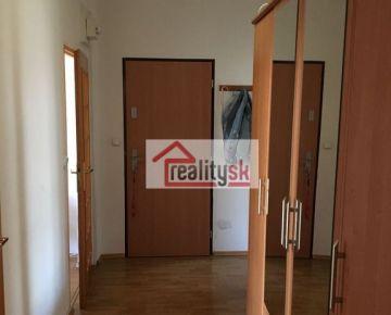 Veľký klimatizovaný 1-izbový byt v Ružinove
