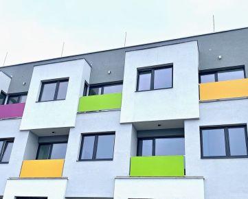 Predáme 2 izbový byt v novostavbe na začiatku Petržalky