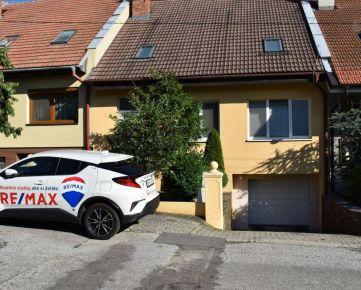 Na prenájom priestranný rodinný dom Nitra -Zobor