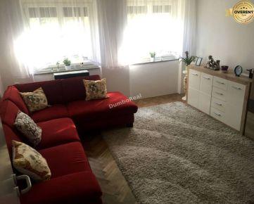 2 izbový byt, samostatné izby, 72 m2, Štvrtok na Ostrove