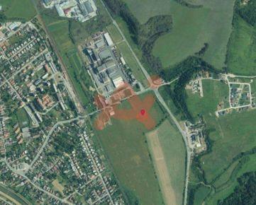 Predám komerčný pozemok v lokalite Prešov (ID: 103064)