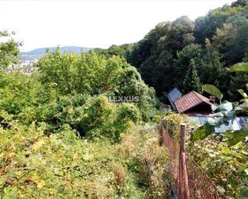 PREDAJ - rekreačný pozemok,1633 m2, Strmé sady, Dúbravka