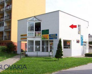 NA PRENÁJOM: obchodný priestor - centrum, Košice