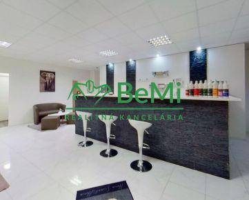 BeMi reality Vám ponúka na prenájom prevádzkové priestory na Solivarskej ulici v Prešove.