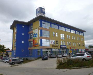 KANCELÁRIE V NOVOSTAVBE 137 m2