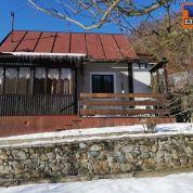 Chalupa, rekreačný domček 67m2, čiastočná rekonštrukcia