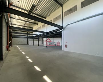 Kancelárske a výrobno- skladovacie priestory- Nitra