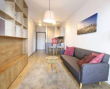 HERRYS - Na prenájom štýlový 1,5 izbový byt v novostavbe Slnečnice Viladomy s garážovým státím