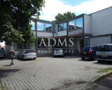 Administratívno-skladová budova Bratislava - Trnávka