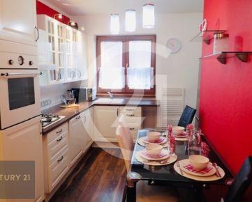 Predaj 3 izbový byt Nitra, Kalvária  s  garážou,  3 samostatné izby
