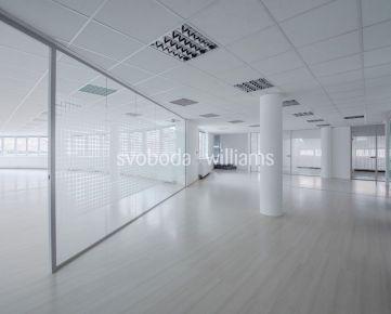Kancelárske priestory v Starom Meste s terasami a dostatkom parkovacích miest 40 - 1166 m2