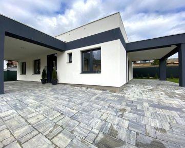Novostavba rodinného domu - obec Višňové, Žilina