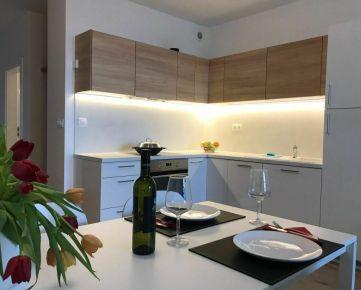 Na prenájom 2-izbový zariadený byt v novostavbe Galanta WEST