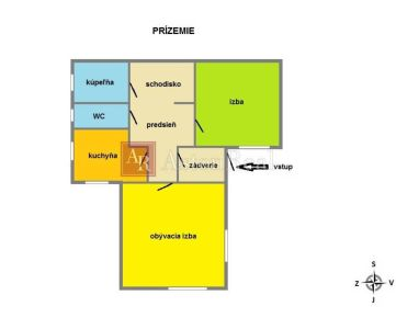 Útulný rodinný dom za cenu bytu, 140m2, pozemok 249m2, Zámostie, Trenčín