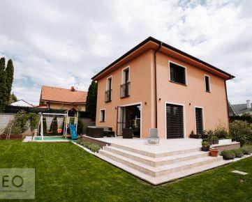 NEO- novostavba rodinného domu v provensálskom štýle