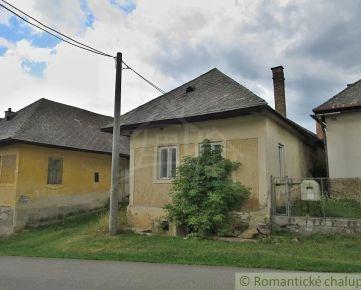 Chalupa na spoločnom dvore v obci Vlachovo