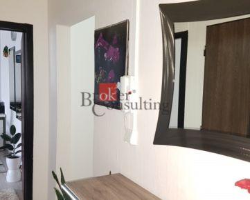 2 izbový byt Nitra na predaj, krásne zrekonštruovaný moderný byt